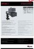 Cajón de limpieza WP CNC2 - Grafsynergy