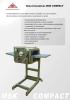 Descortezadoras MSK-Compact