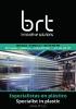 Folleto resumen de los productos de BRT Plas