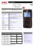 MP 110 – MP 111 MP 115 – MP 112 Manómetros