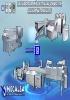 Lavadoras industriales de botes, cajas y utensilios