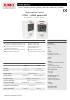 Registradores Kistock KT50 / KH50 para HVAC