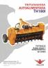 Trituradora Autoalimentada HALCON TH180I
