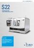STUDER S22 – la plataforma de producción para sus soluciones de rectificado individuales.