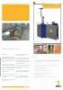 Estación de alimentación electrónica Skiold Datamix