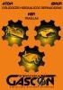 ATON - KER - ISKUR - Lame niveleuses-De-769-capeuses- (IT)