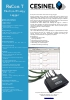Medidor de energía ReCon T Classic de Cesinel