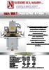 Prensa de termoinpresión NAVARRY serie T