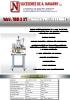 Prensa de termoinpresión NAV-TER 3XT
