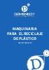 Catálogo de maquinaria de reciclaje