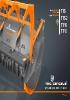 Trituradoras forestales TFS / TFS2 / TFK / TFX