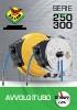 Enrolladores de mangueras Serie 250-300 de Raasm (IT)