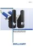 Máquina de clinchado RIVCLINCH® 0501 FS
