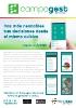 Campogest, aplicación móvil para gestionar el campo