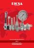 Catálogo de Conducciones Hidráulicas y Neumáticas