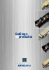 Catálogo de productos Manufacturas Mendavia, S.A.