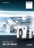 Centros de mecanizado serie HF II (EN)