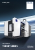 Centros de mecanizado serie HF I (EN)