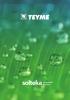 Pesentación corporativa Teyme - Solteka (2016)