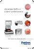 Analizadores para control de calidad en carne y productos cárnicos elaborados DA-7250SD