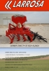 Sembradora de siembra directa de reja alzada