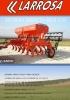 Sembradora Larrosa de siembra directa de reja mecánica