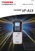 Convertidor de Frecuencia Toshiba Serie VF-AS3