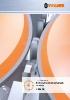 Afiladora con 5 ejes controlados por CNC para el afilado periférico en ambos lados CPF 650
