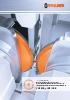 Máquina controlada por CNC para afilar flancos de dientes en hojas de sierra circulares, CHF 840 y CHF 1300