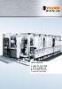 Mecanizado automático completo  de discos de sierra de metal duro, CHD 270, CHF 270, y automatización