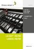 Marcadoras láser sobre metal en gran superficie LS100Ex Fibra / LS900 Fibra