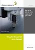 Máquinas de grabado, corte y mecanizado de gran formato 1000 series