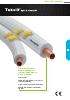 Tubolit Split&Duo Split. Tuberías de cobre preaisladas par ainstalaciones de aire acondicionado
