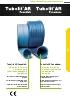 Tubolit AR Fonoblok. Aislamiento térmico y acústico para tuberías de desagüe y residuales. Tubolit AR Fonowave. Aislamiento acústico para tuberías plásticas en sistemas de evacuación