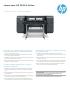 Catálogo Impresora HP FB550 Scitex