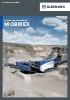 Molinos de impacto móviles Mobirex
