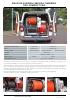 Equipos furgón para limpieza de tuberías Tipo Compact Pro