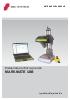 Sistema para marcado Markmate USB