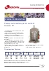 PV prensas de pistón vertical