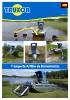 Vehiculo de trabajos anfibios Truxor 5045