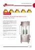 Llenadora semiautomática PG97-B2 para vino