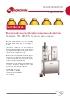 Taponadora-alambradora semiautomática PG88-RS-G para espumoso