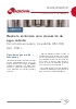 Depósito isotérmico para producción de agua caliente