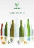Catalogo Envases de Vidrio