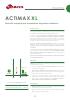 Nutrientes Actimax XL