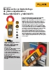 Medidores de corriente de fuga de pinza amperimétrica Fluke 368/368 FC y 369/369 FC