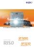 Catálogo Duplicadoras digitales SF5030 - SF5230