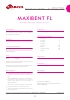 Clarificantes MAXIBENT FL