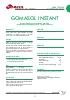 Estabilizantes Gomasol INS T ANT