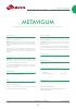Estabilizantes Metavigum